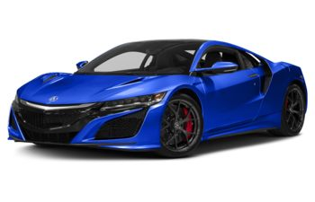 2018 Acura NSX - Nouvelle Blue Pearl