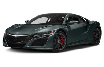 2017 Acura NSX - Nord Grey Metallic