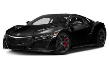 2017 Acura NSX - Berlina Black
