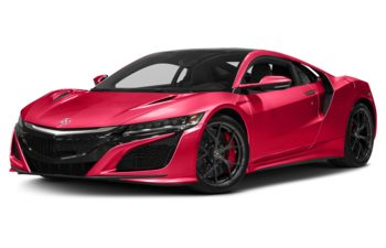 2017 Acura NSX - Curva Red