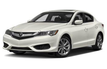2017 Acura ILX - Bellanova White Pearl