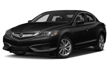 2017 Acura ILX - Crystal Black Pearl