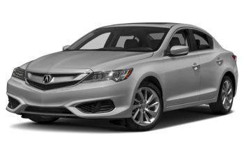 2017 Acura ILX - Lunar Silver Metallic