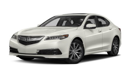 2017 Acura TLX Base (DCT)