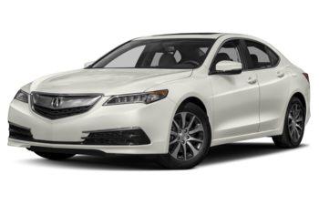 2017 Acura TLX - Bellanova White Pearl