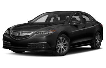 2017 Acura TLX - Crystal Black Pearl
