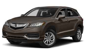 2017 Acura RDX - Kona Coffee Metallic