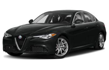 2019 Alfa Romeo Giulia - Alfa Black