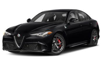 2020 Alfa Romeo Giulia - Vulcano Black Metallic