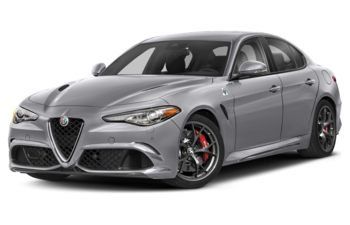 2020 Alfa Romeo Giulia - Silverstone Grey Metallic