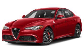 2021 Alfa Romeo Giulia - Rosso Competizione Tri-Coat