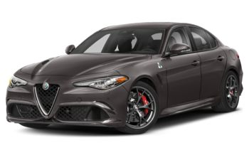 2020 Alfa Romeo Giulia - Vesuvio Grey Metallic