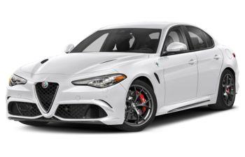 2021 Alfa Romeo Giulia - Trofeo White Tri-Coat