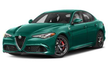 2021 Alfa Romeo Giulia - Verde Montreal Tri-Coat