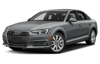 2018 Audi A4 - Monsoon Grey Metallic