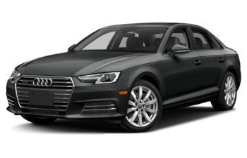 2018 Audi A4 - Mythos Black Metallic