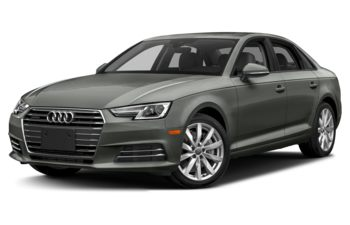 2018 Audi A4 - Daytona Grey Pearl Effect