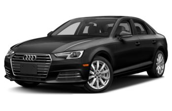 2018 Audi A4 - Brilliant Black