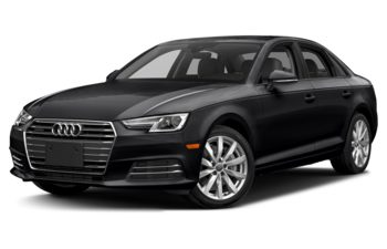 2017 Audi A4 - Manhattan Grey Metallic