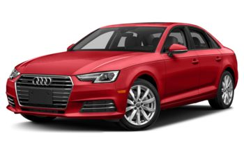 2017 Audi A4 - Matador Red Metallic