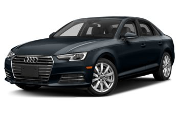2017 Audi A4 - Moonlight Blue Metallic