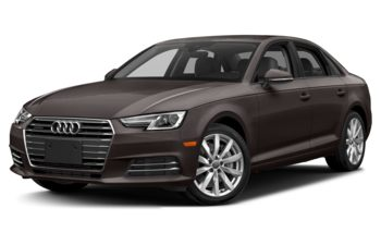 2017 Audi A4 - Argus Brown Metallic