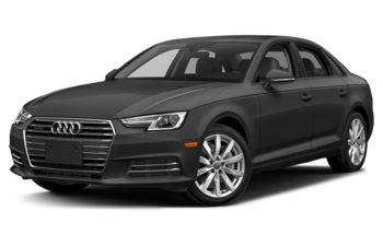 2018 Audi A4 - Quantum Grey