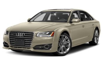 2018 Audi A8 - Cuvee Silver Metallic