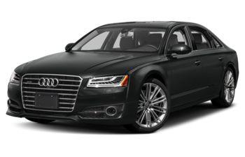 2018 Audi A8 - Mythos Black Metallic