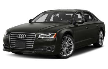 2018 Audi A8 - Havanna Black Metallic