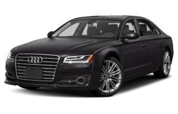 2018 Audi A8 - Oolong Grey Metallic
