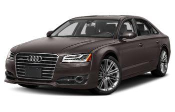 2018 Audi A8 - Argus Brown Metallic