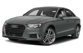 2018 Audi A3 - Monsoon Grey Metallic