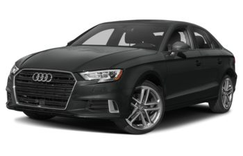 2018 Audi A3 - Mythos Black Metallic