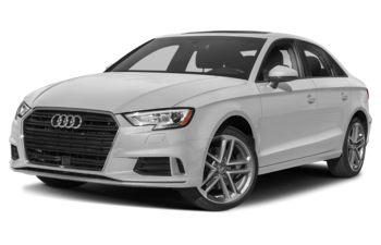 2019 Audi A3 - Glacier White Metallic