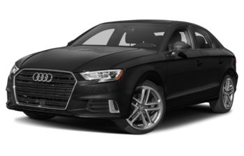 2018 Audi A3 - Brilliant Black