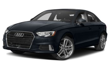 2018 Audi A3 - Cosmos Blue Metallic