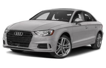 2019 Audi A3 - Florett Silver Metallic