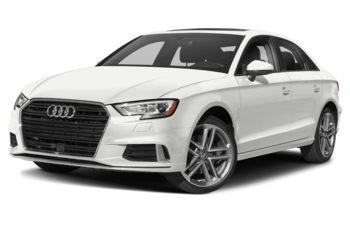 2018 Audi A3 - Ibis White