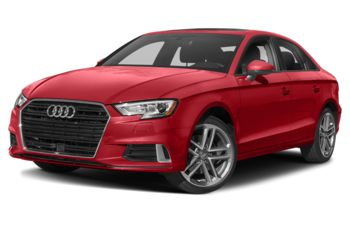 2018 Audi A3 - Tango Red Metallic
