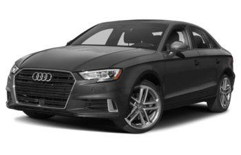 2020 Audi A3 - Quantum Grey