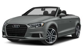 2018 Audi A3 - Monsoon Grey Metallic/Black Roof