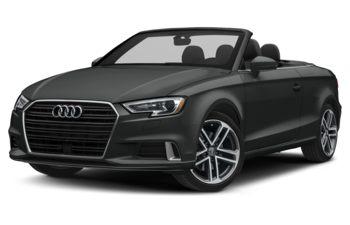 2018 Audi A3 - Mythos Black Metallic/Black Roof