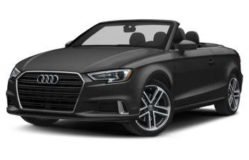 2018 Audi A3 - Brilliant Black/Black Roof