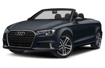 2018 Audi A3 - Cosmos Blue Metallic/Black Roof