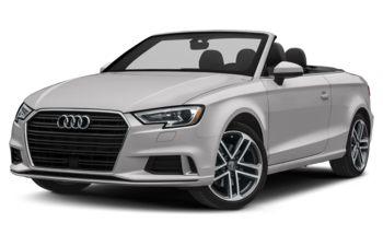 2018 Audi A3 - Florett Silver Metallic/Black Roof