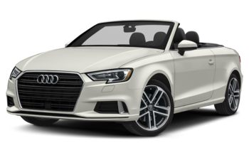 2019 Audi A3 - Ibis White/Black Roof