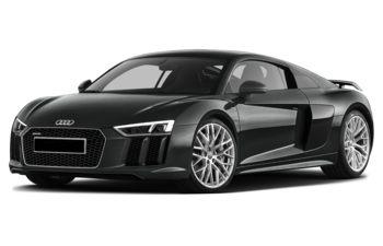 2018 Audi R8 - Mythos Black Metallic