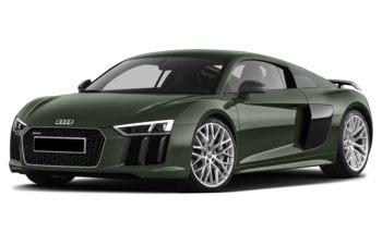 2018 Audi R8 - Camouflage Green Matte