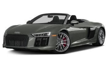 2018 Audi R8 - Daytona Grey Pearl Effect/Black Roof
